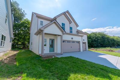 Murfreesboro Single Family Home For Sale: 4108 Stark Street