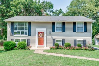 Nashville Single Family Home For Sale: 644 Larchwood Dr