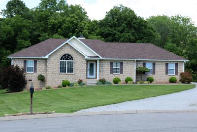 Robertson County Single Family Home Under Contract - Showing: 2035 Christy Ln