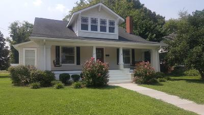 Wilson County Single Family Home For Sale: 212 E Spring St