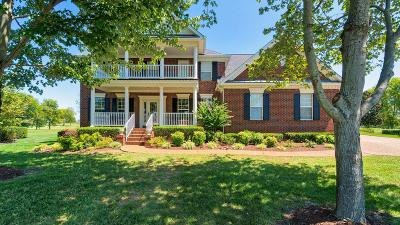 Sumner County Single Family Home For Sale: 1192 Adelicia Hayes Ct