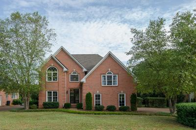 Hendersonville Single Family Home Under Contract - Showing: 121 Wynbrooke Trce