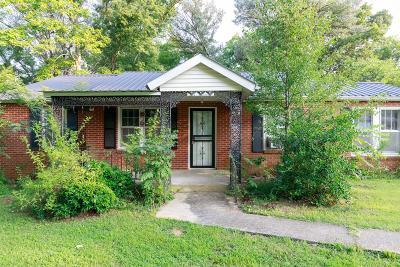 Murfreesboro Single Family Home For Sale: 3730 Halls Hill Pike