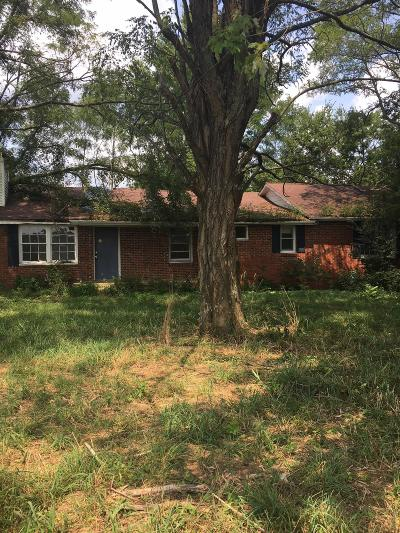 Sumner County Single Family Home Under Contract - Showing: 310 Tom Link Rd