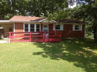 Erin Single Family Home For Sale: 1720 Mobley Ln