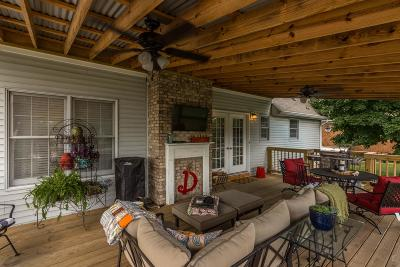 Gallatin Single Family Home For Sale: 109 Brownstone Dr