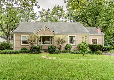 Single Family Home For Sale: 707 Lynn St
