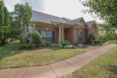 Nashville Condo/Townhouse For Sale: 8906 Sawyer Brown Rd