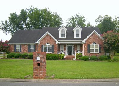Single Family Home For Sale: 3003 Overhill Ct