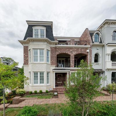 Nashville Single Family Home For Sale: 3610 D West End Ave