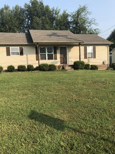 Oak Grove Rental For Rent: 1018 Poppy Seed Drive