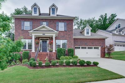 Nolensville Single Family Home For Sale: 5990 Fishing Creek Rd