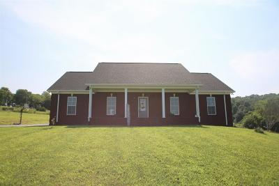 Culleoka Single Family Home For Sale: 2681 Pullens Mill Rd