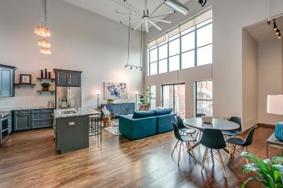 Nashville Condo/Townhouse For Sale: 1352 Rosa L Parks Blvd Apt 415 #415