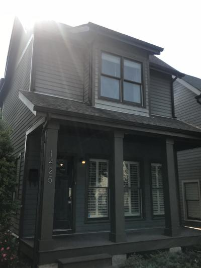 Nashville Condo/Townhouse For Sale: 1425 4th Ave N