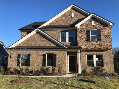 Nolensville Single Family Home For Sale: 165 Burberry Glen Blvd
