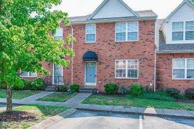 Nashville Condo/Townhouse For Sale: 2120 Lebanon Pike Apt 101 #101