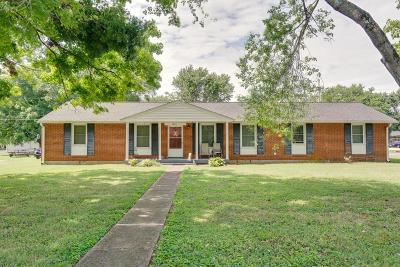 Maury County Single Family Home For Sale: 4000 Knud Dr