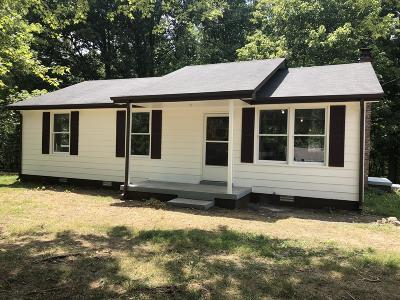 Cheatham County Single Family Home Under Contract - Showing: 1332 Maplewood Rd