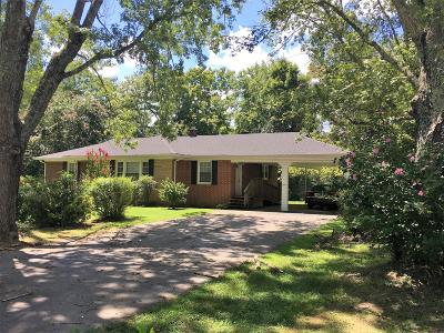 Cookeville Single Family Home For Sale: 137 Poplar Springs Rd