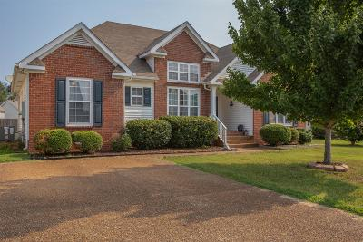 Spring Hill  Single Family Home For Sale: 2136 Long Meadow Dr