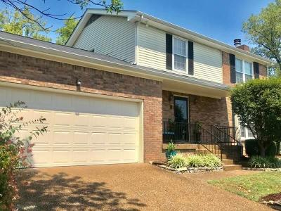 Brentwood Condo/Townhouse For Sale: 7030 Tartan Dr