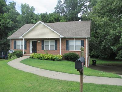 Clarksville TN Single Family Home For Sale: $150,000