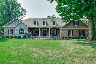 Burns TN Single Family Home For Sale: $549,900