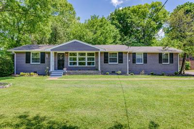 Davidson County Single Family Home For Sale: 1104 Shiloh Dr
