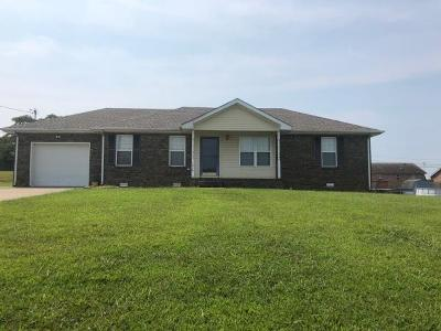Clarksville Single Family Home Under Contract - Showing: 1016 Monica Dr