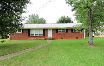 Shelbyville Single Family Home For Sale: 201 Blue Ribbon Pkwy