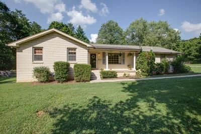 Franklin Single Family Home For Sale: 3038 Wilson Pike