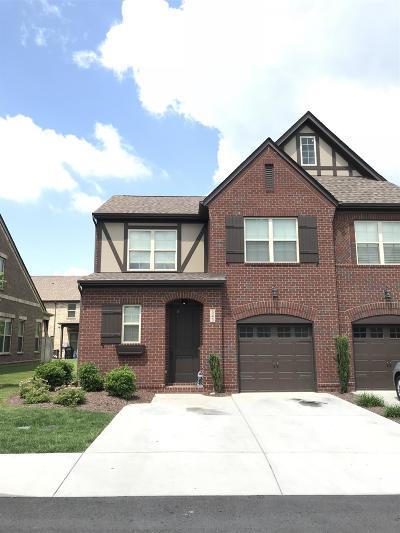 Hendersonville Single Family Home For Sale: 343 Coronado Private Circle