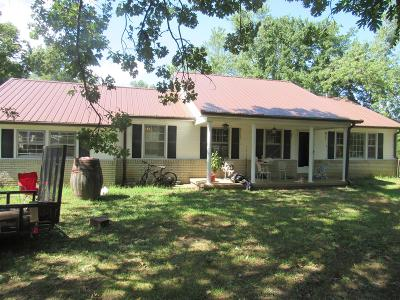 Single Family Home For Sale: 1990 Old Blacktop Rd