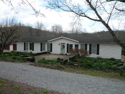Sumner County Single Family Home For Sale: 491 Pee Dee Branch Rd