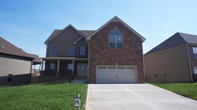Single Family Home For Sale: 95 D Griffey Estates