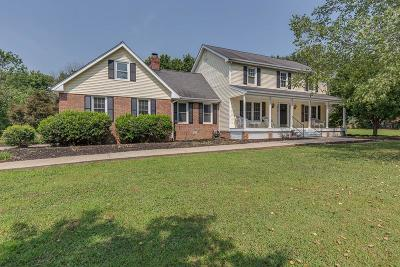 Gallatin Single Family Home For Sale: 1022 S Browns Ln