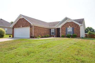 Spring Hill  Single Family Home Under Contract - Showing: 3314 Monoco Dr