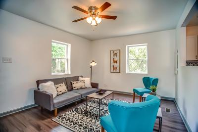 Nashville Single Family Home For Sale: 750 22nd Ct N