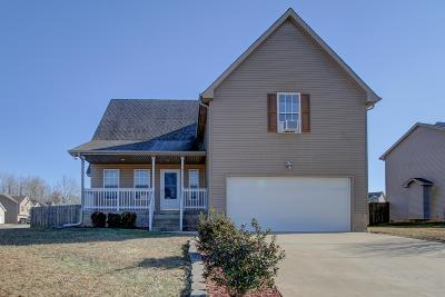 Clarksville Rental For Rent: 1404 Mutual Drive