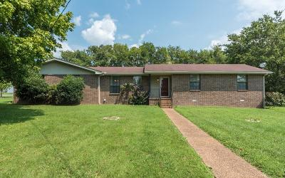 Sumner County Single Family Home For Sale: 600 Teree Dr