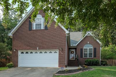 Rutherford County Single Family Home For Sale: 4019 Claude Dr