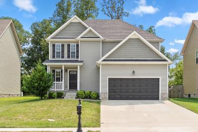 Clarksville Rental For Rent: 3635 Fox Tail Dr