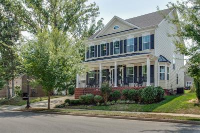 Franklin TN Single Family Home For Sale: $510,000