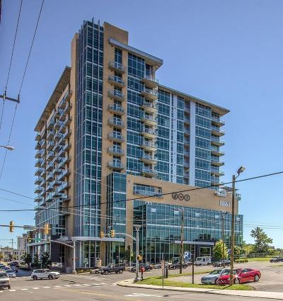 Nashville Condo/Townhouse For Sale: 700 S 12th Avenue #1213