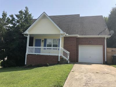 Robertson County Single Family Home For Sale: 300 Apache Trl