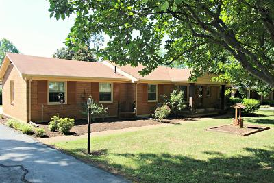 Maury County Single Family Home For Sale: 4005 Park Dr