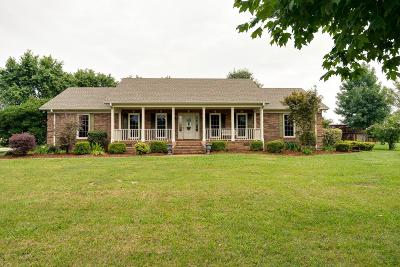 Marshall County Single Family Home For Sale: 1136 Double Bridge Rd