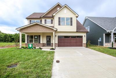 Murfreesboro TN Single Family Home For Sale: $327,900