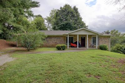 Clarksville Single Family Home For Sale: 370 Rossview Road